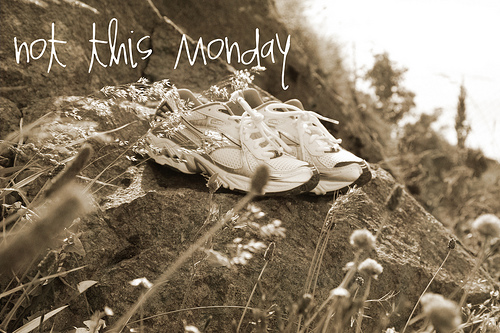 13-not this Monday