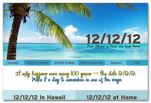 Invitation for Hawaii