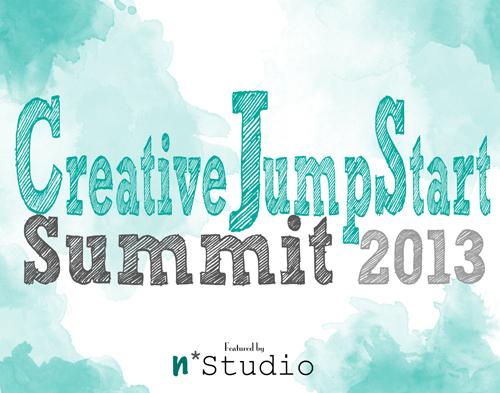 CreativeJumpStart2013