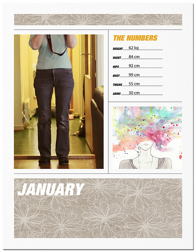 Move More Eat Well January 2013