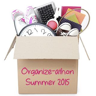 organize-athon-summer-2015